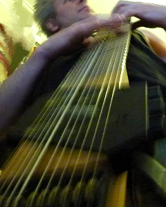 playing the Chapman Stick